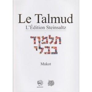 """Talmud Adin Steinsaltz """"Makot"""""""